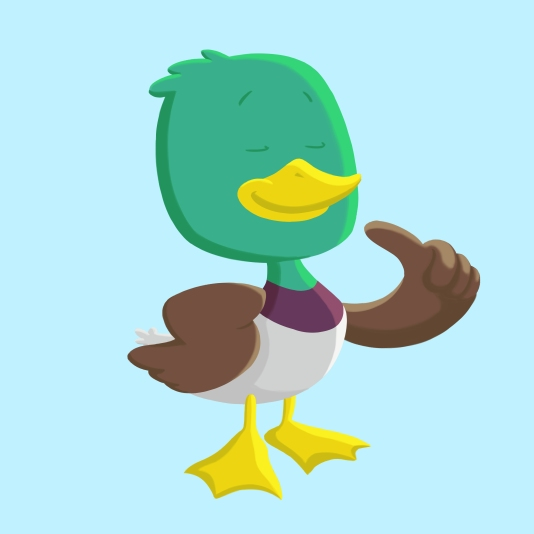 Ducky Proud
