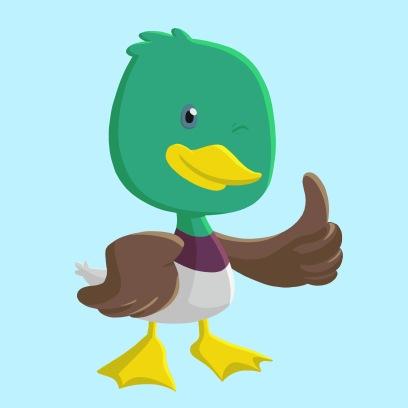 ducky thumb
